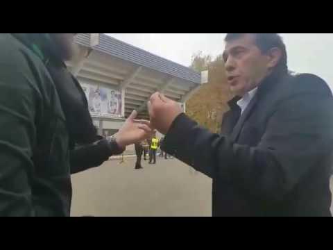 Рашид Рахимов предложил фанату «Терека» возглавить команду