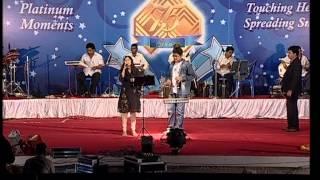 ANURADHA SRIRAM & Super Singer SAI SHARAN  in GANESH KIRUPA Best Light Music Orchestra in Chennai