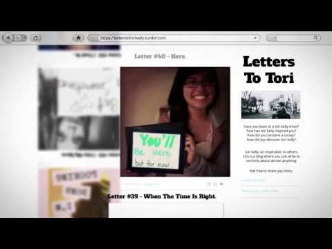 Tori Kelly - Dear No One (Official Lyric Video)
