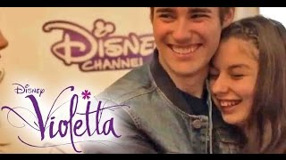 VIOLETTA - Meet & Greet mit den Stars von VIOLETTA | Disney Channel