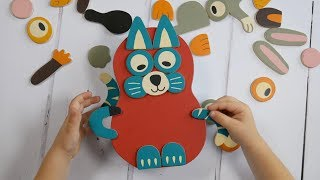 Djeco: Magnetic Animo Box Review - TheDadLab