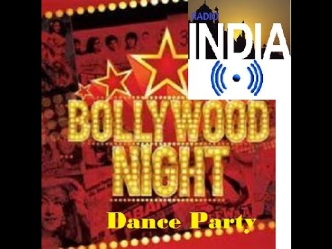 Bollywood Night Dance Party Show Two-Radio India-Worldwide Digital Stream Screenworks Entertainment