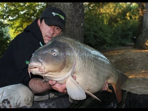Carp Fishing In France - Moorland Fisheries - Reality Carp F