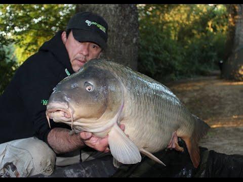 Carp Fishing In France - Moorland Fisheries - Reality Carp Fishing