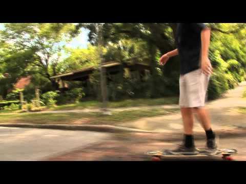 Longboarding: Sam Dolson (Sponsor Me)
