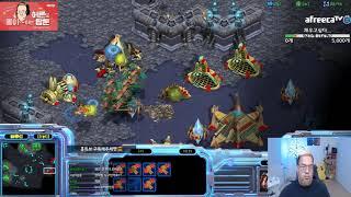 [14.5.19] 스타1 StarCraft Remastered 1:1 (FPVOD) Larva 임홍규 (Z) vs SnOw 장윤철 (P) Multiverse (ASL8 Map)