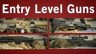 Airsoft GI - $150 Entry Level Guns for Different Playing Styles: G&G, JG, and Bravo
