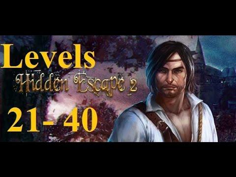 Hidden Escape 2 - как пройти 60 уровень?