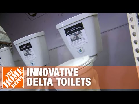 Innovative Delta Toilets