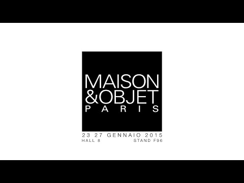 MAISON & OBJET NOW! DESIGN À VIVRE. PARIS2015