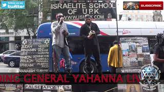 Video: Black Man still praying to White Mans God, like the Klan, Donald Trump & your Slave Master - ISUPK
