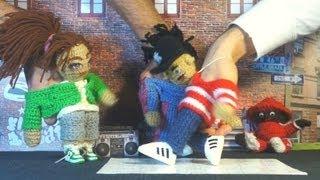 Amigurumi Killers Crew - finger breakdance toys HD