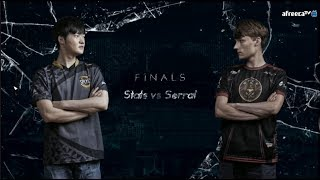 [GSL vs. the World 2018] Grand Finals Stats vs Serral Set5-Set7