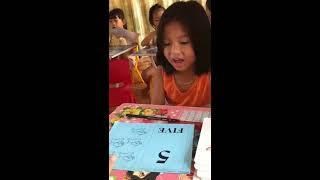 Funny E - animals and color, Bao Tram 1A