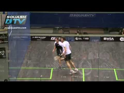 Squash : HotShots - Amr Shabana - Skills - EP12