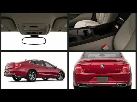 2019 Buick LaCrosse Video