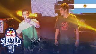DYBBUK vs KLAN - Semifinal: Semifinal Buenos Aires-Día 2, Argentina 2018