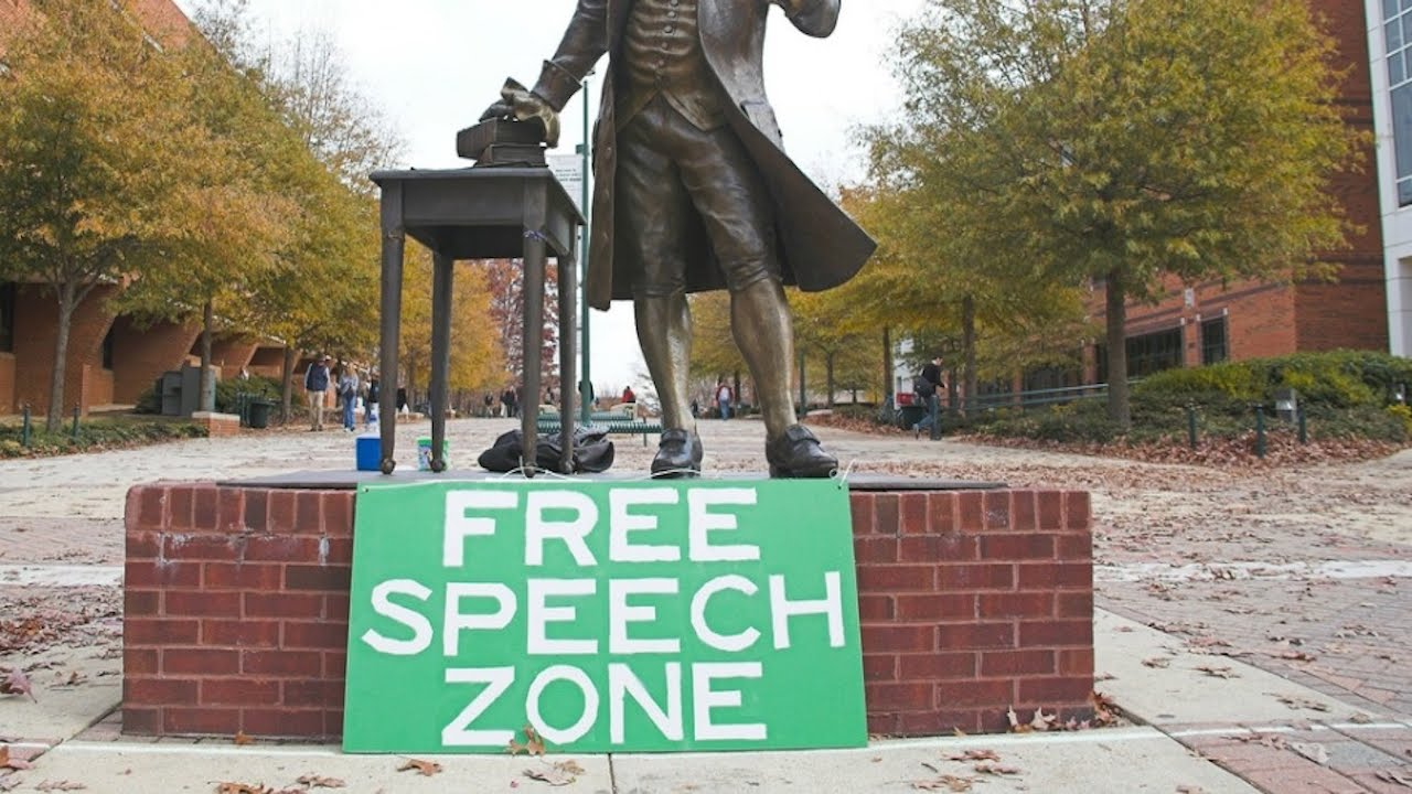 Poll: Millennials Want To Ban Offensive Speech