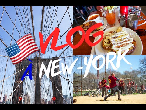 VLOG NEW YORK #2 : LES PLUS BELLES VUES