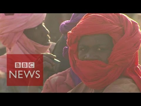Why migrants make the dangerous journey from Niger? BBC News