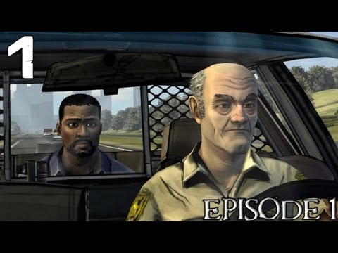 "The Walking Dead Episode 1 - Part 1 ""Saving Lives"""