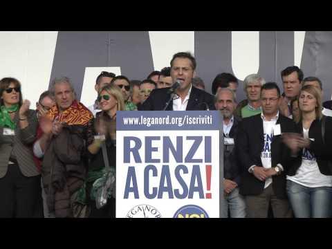 #renziacasa - intervento di Armando Siri