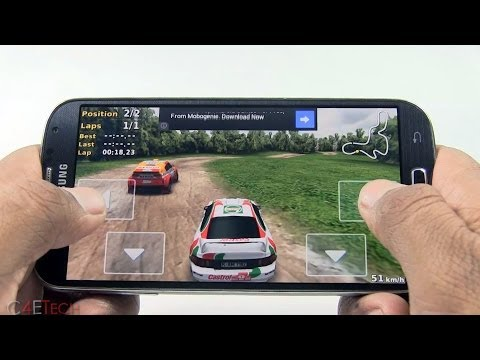 Top 10 Free Racing Games (Android) - 2014 (shown on the Galaxy S4) - Games4Droid #13