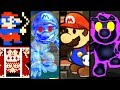 Super Mario Evolution of EVIL MARIO 1982-2014 (Arcade to Wii U)