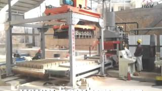 Double-side press hydraulic block & brick making machine, static press machine