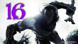 Darksiders 2 Walkthrough / Gameplay Part 16 - Construct Hulk the Nameless