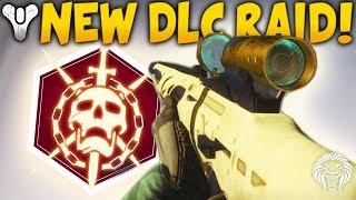 Destiny 2: NEW DLC RAID LAST WISH! New Loot Rewards, Boss Fights & Secrets