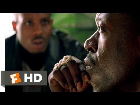 Belly movie clips: http://j.mp/1BcUDzo BUY THE MOVIE: http://j.mp/y0r43b Don't miss the HOTTEST NEW TRAILERS: http://bit.ly/1u2y6pr CLIP DESCRIPTION: Tommy (DMX) visits drug lord Lennox (Louie...