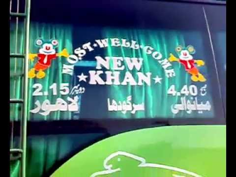 New Khan Bus