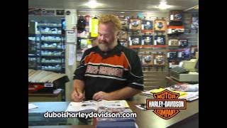 Commercial Production DuBois PA DuBois Harley Davidson - The Road Starts Here