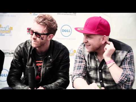 The Milk interview at Beach Break Live 2012