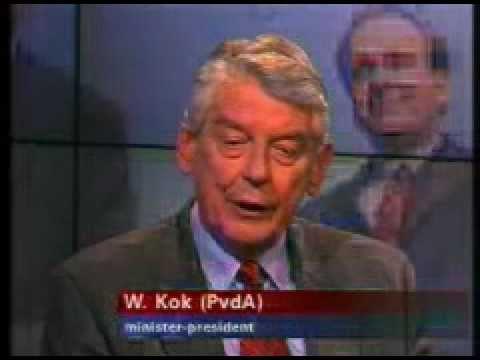 Wim Kok over Pim Fortuyn en de verkiezingen 2002-05-15 Ontbijt TV