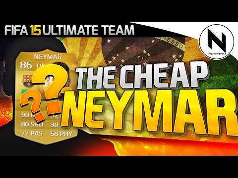 The Cheap Neymar! - Fifa 15 Ultimate Team video