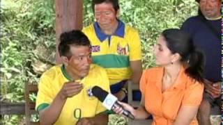 Menina índia espancada pelos pais em aldeia pode ser adotada por enfermeira no Pará