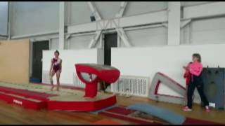 Казахстан,Астана,Женская спортивная гимнастика,соревнования,Олимпийские игры.