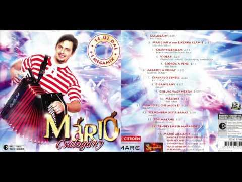 Márió - Csalogány (Teljes Album)