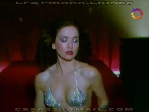 Natalia Oreiro - Sos Mi Vida sexy striptease