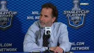 Post Game 2 Interview: A Terse Torts 'Keeps It In The Room' (video)