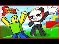 ROBLOX Pillow Fight! Let's Play with Combo Panda MP3