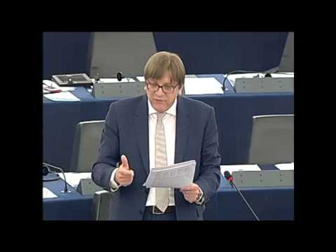 Guy Verhofstadt on The future of the European Union