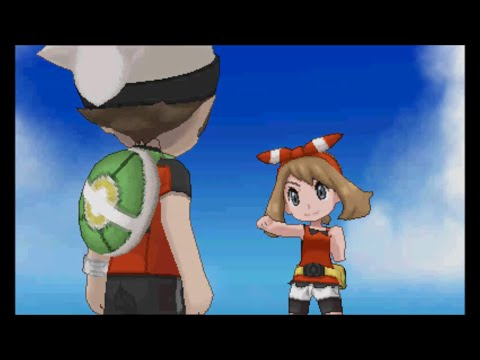 Pokemon Omega Ruby & Alpha Sapphire Special DEMO Version - Secret Mission