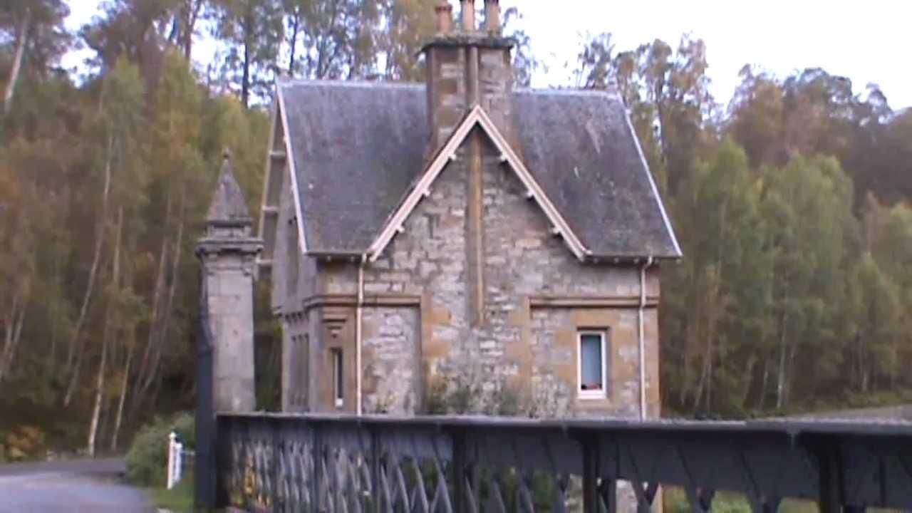Ardverikie Estate Aka Glenbogle From Monarch Of The Glen