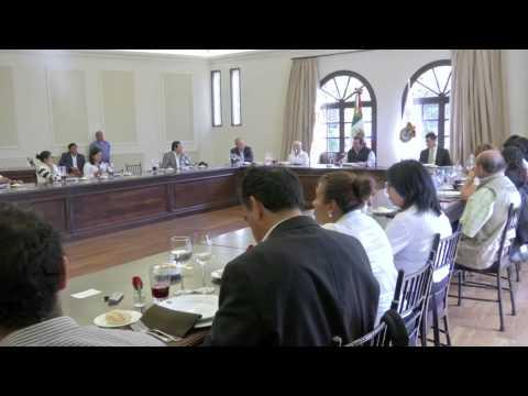 Reconoce ONU a Veracruz por su trabajo en materia de Protección Civil