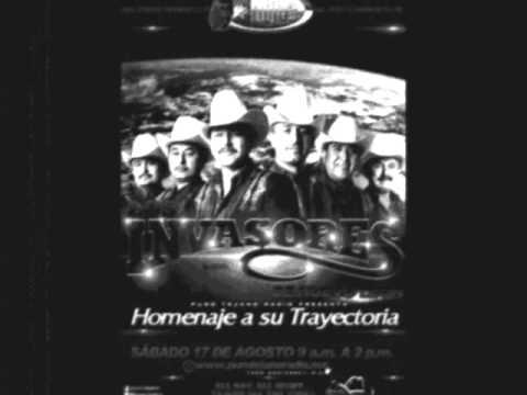 LOS INVASORES DE NUEVO LEON - (en vivo) Parte 1.
