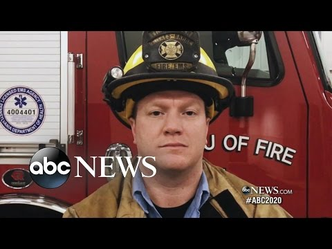 Hidden America: Pennsylvania Firefighter Works Three Jobs to Support His Family