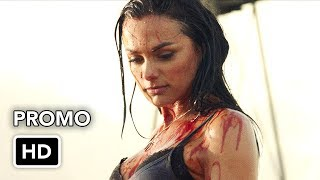 """Blood Drive 1x02 Promo """"Welcome to Pixie Swallow"""" (HD) This Season On"""